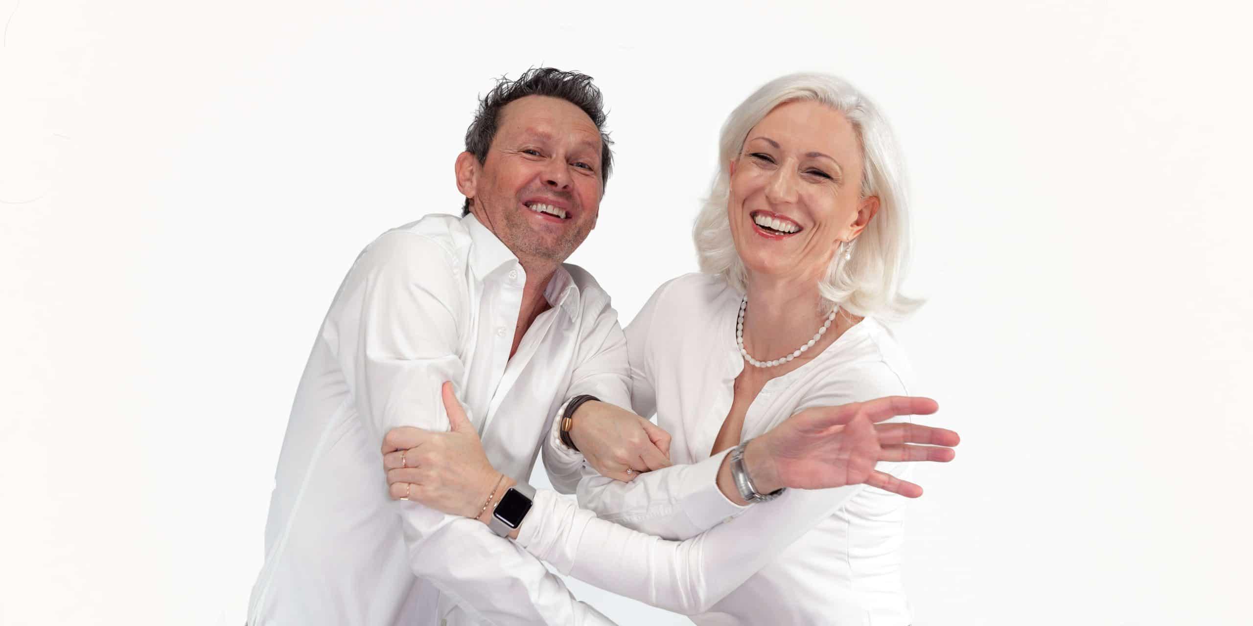 Bettina Siegl und Peter Eibler