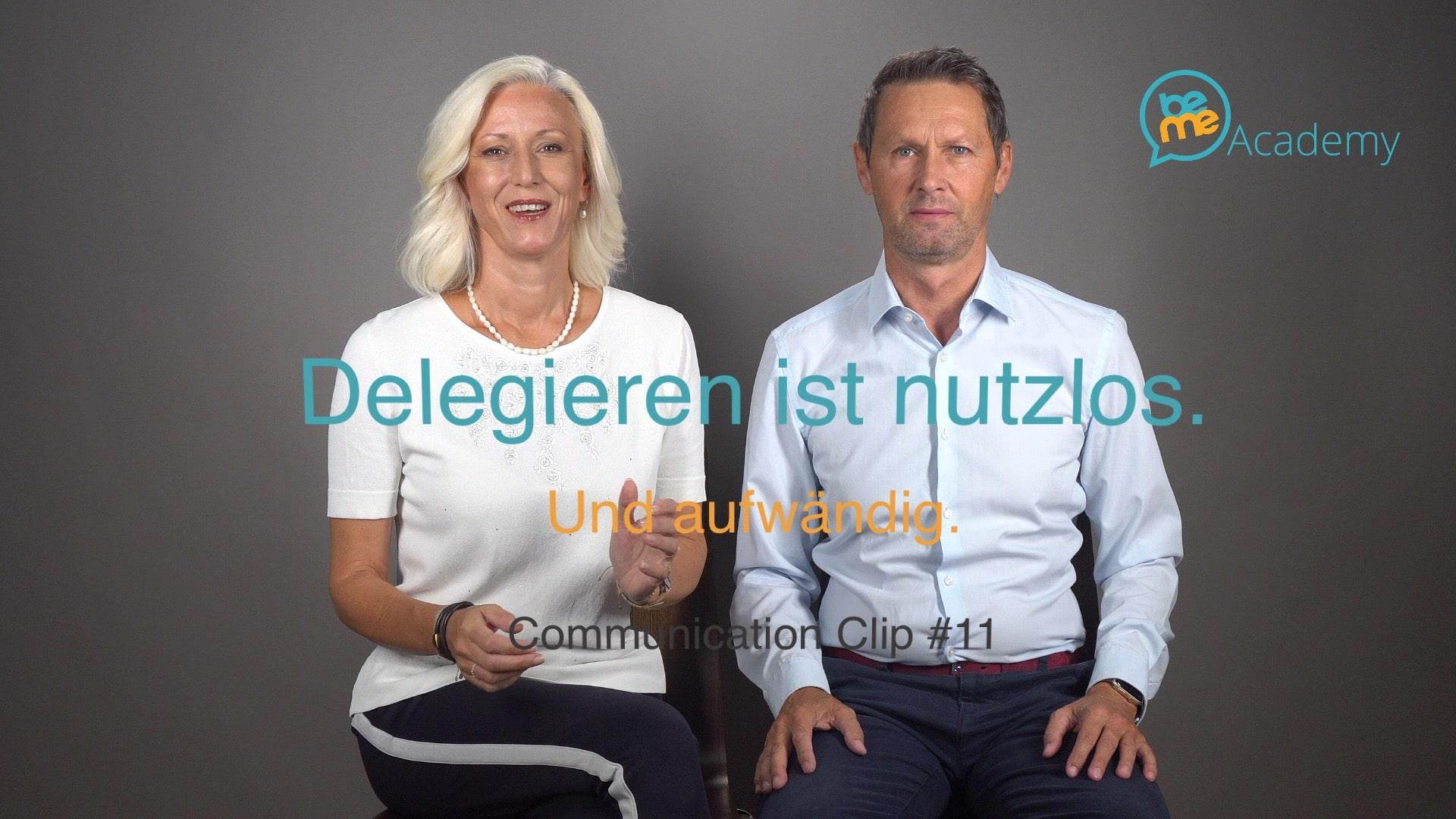 delegieren ist nutzlos