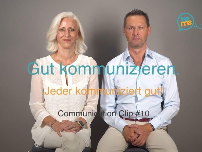 gut kommunizieren