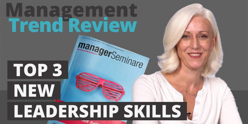 TOP3 New Leadership Skills
