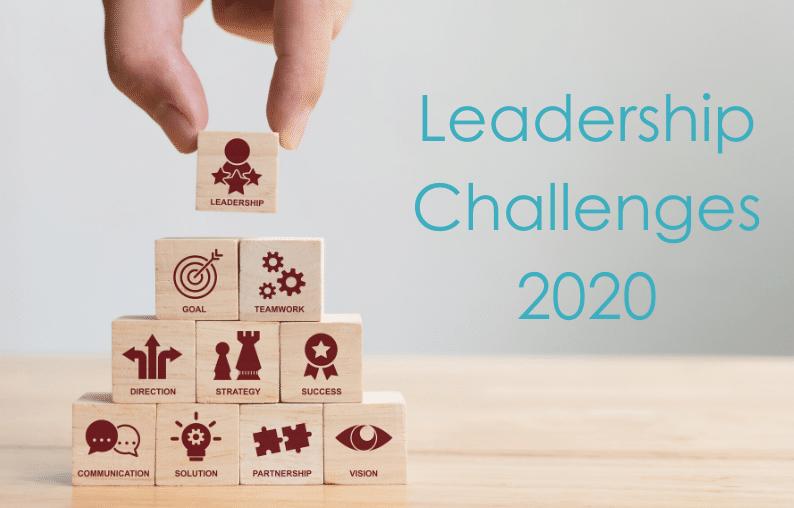Leadership Challenges 2020